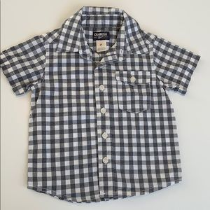 Oshkosh button down shirt